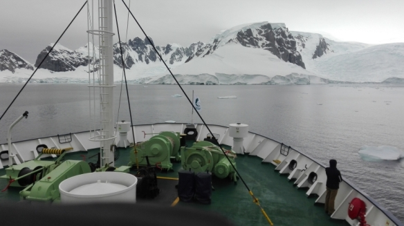 reaching Antarctica !!!